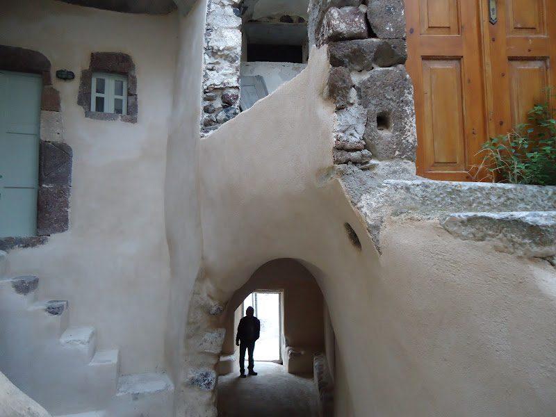 Panagia Episkopi Emporio Kasteli Kd Tours Santorini